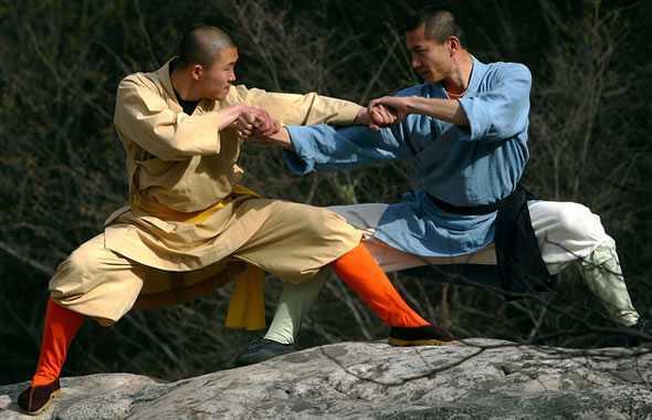 monaci shaolin Tao