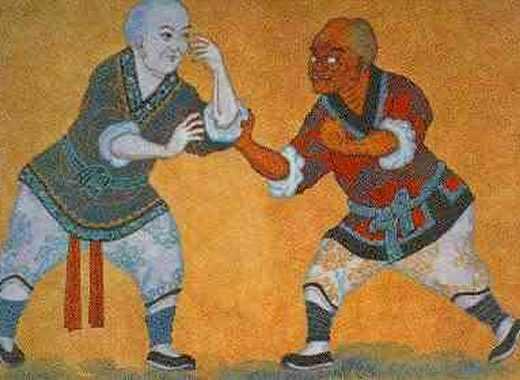 pergamena kung fu