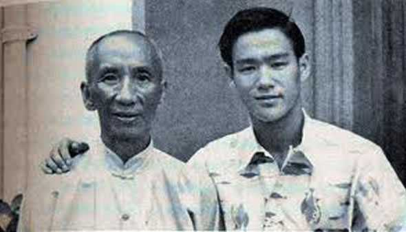 shih fu ip man e bruce lee