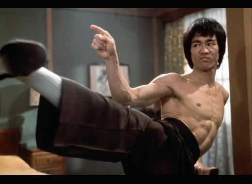 Gli esercizi preferiti da Bruce Lee - Felssibilità