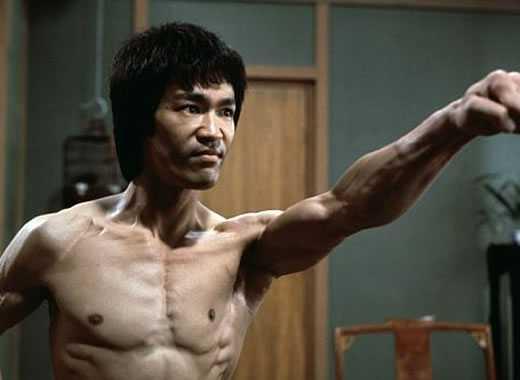 Gli esercizi preferiti da Bruce Lee - Avambracci