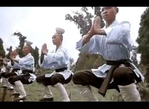 arti marziali kung fu ma bu