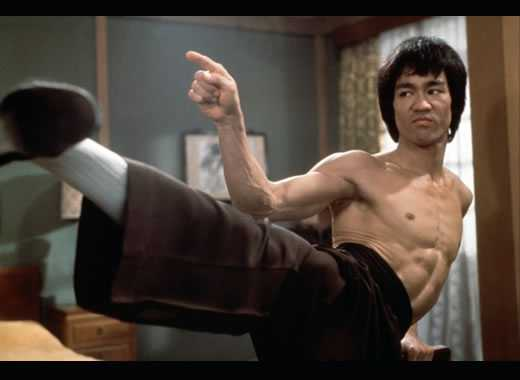 Bruce Lee calcio