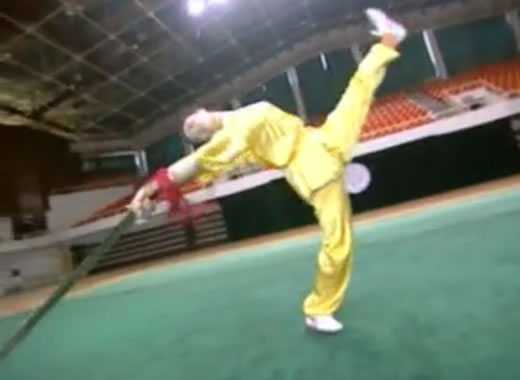 video wushu olimipico