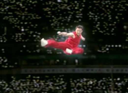 video wushu olimpico