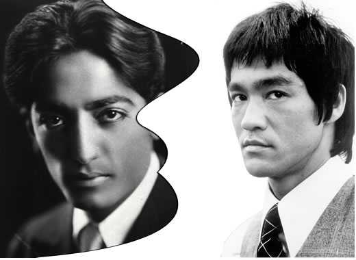 Bruce Lee e Krishnamurti