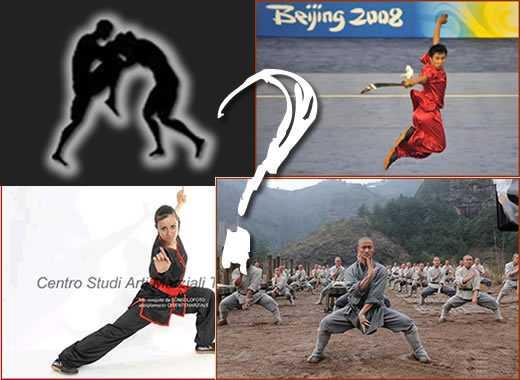 perche kung fu