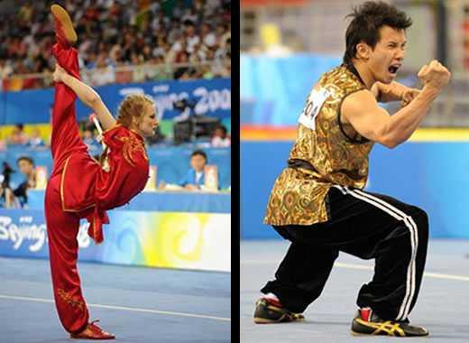 pechino 2008 wushu kung fu