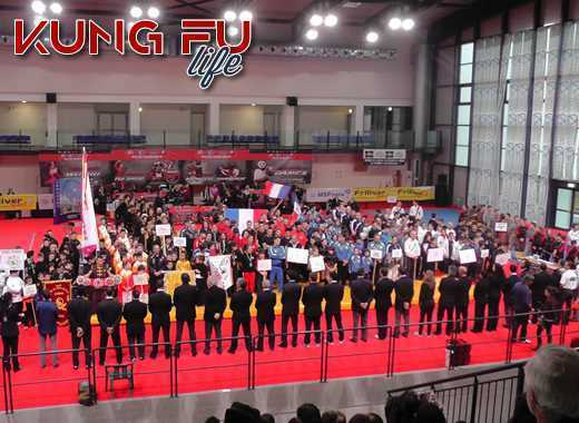 open kung fu wushu