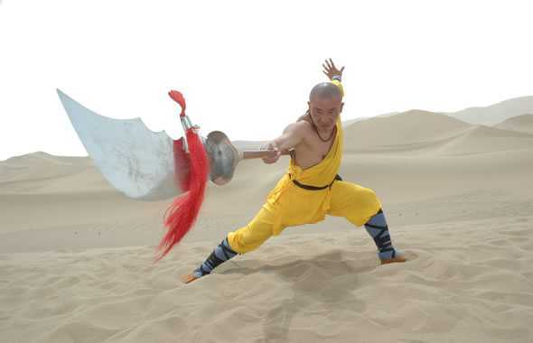arti marziali kung fu shaolin
