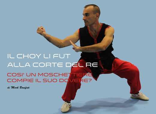 Kung Fu life - Choy Li Fut