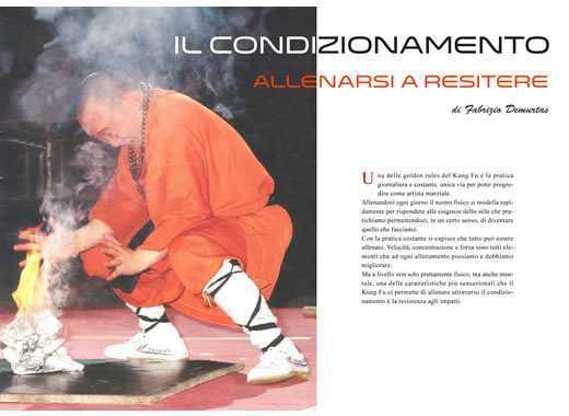 Kung Fu Life - Il condizionamento
