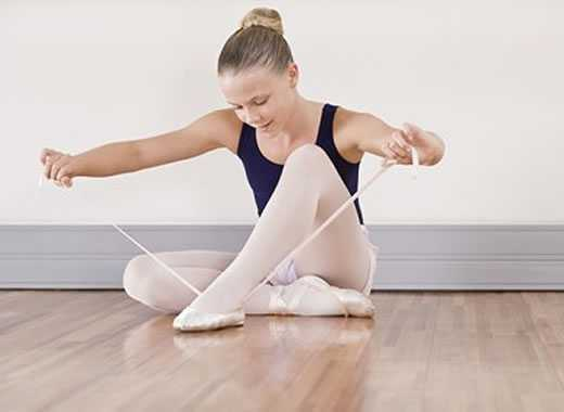 bimba ballerina