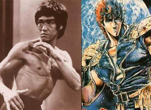 Bruce Lee Kenshiro