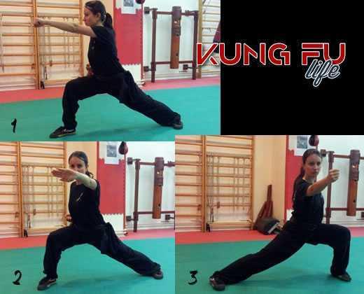 henda bu rotazione dalla kung bu