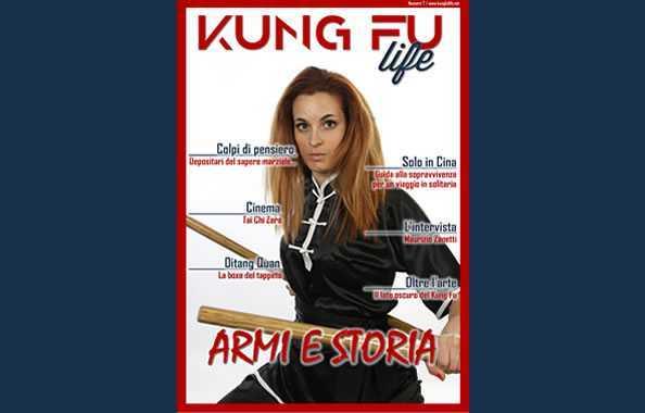 kung fu life numero 8