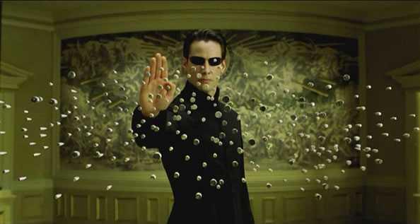 matrix arti marziali