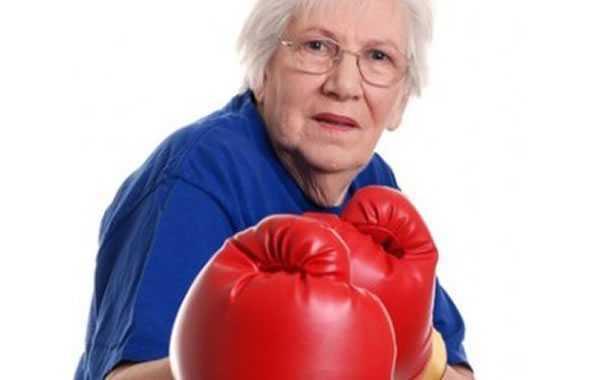 nonna boxe