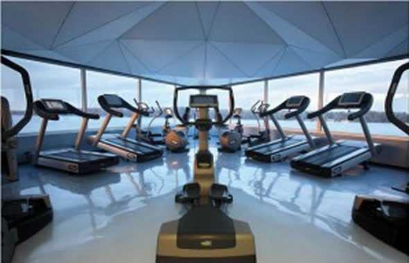 attrezzature fitness