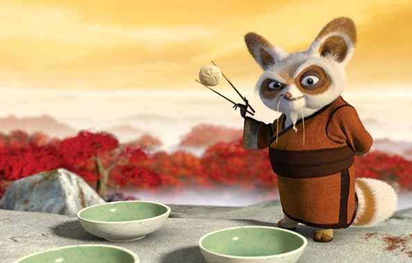 kung fu panda shifu