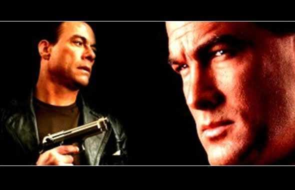 Steve Seagal vs Jean Claude Van Damme