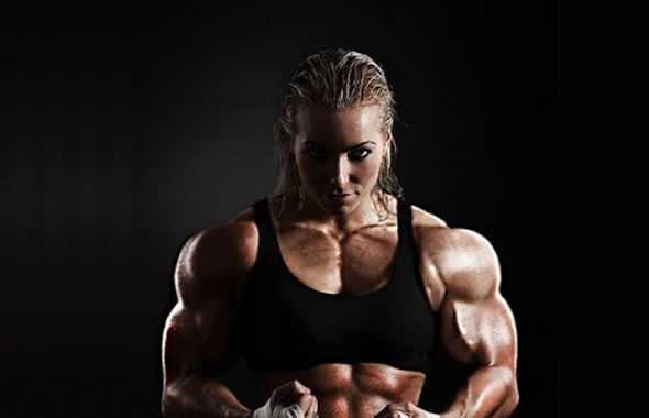 donna body building