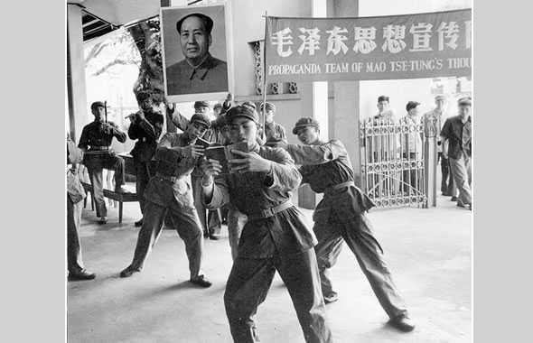 rivoluzione mao