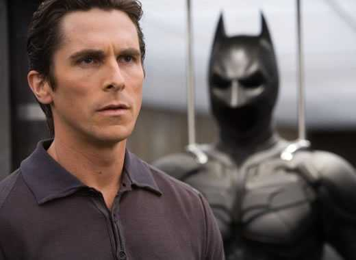 Christian bale. Batman
