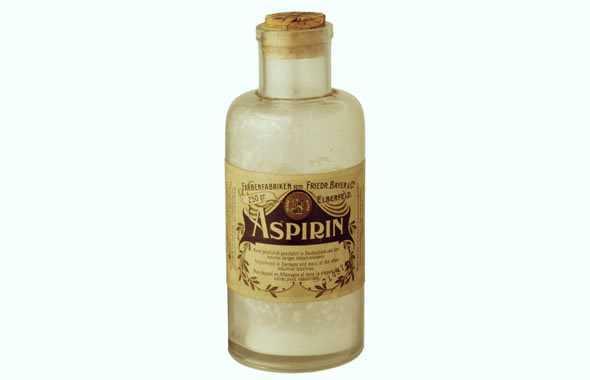fans e aspirina