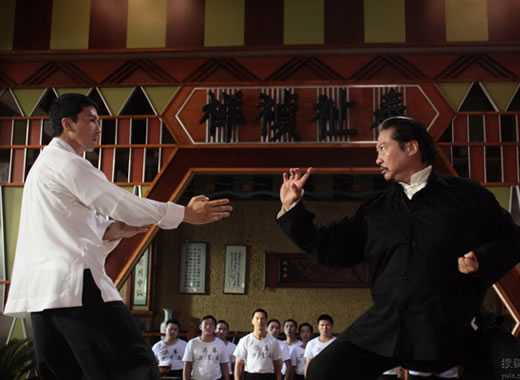 ip man scontro hung gar