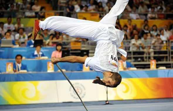 forme di Kung Fu Wushu