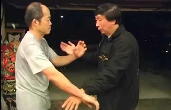 Hung Gar Cin Zi Sau Chiu Chi Ling