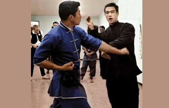 Hung Gar Waan Wan Bau Hok bruce lee