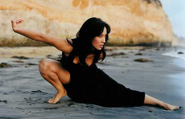 kung fu modella