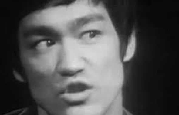 bruce lee intervista acqua