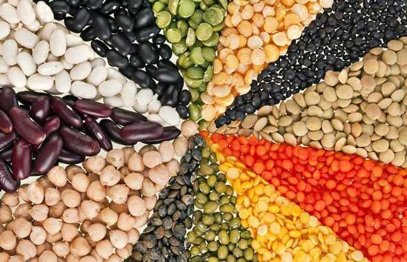 proteine ceci e legumi