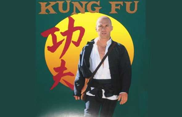 kung fu david carradine nuovo film