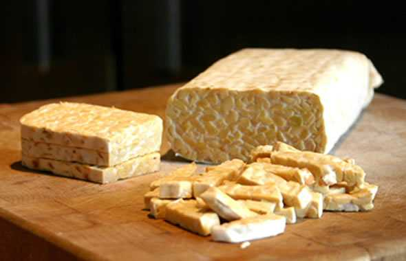 tempeh proteine
