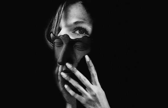 inganno maschera