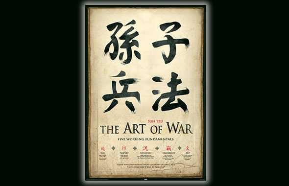 sun tzu arte della guerra