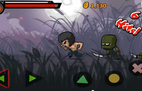 kung fu warrior screenshot