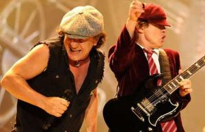 acdc canzoni