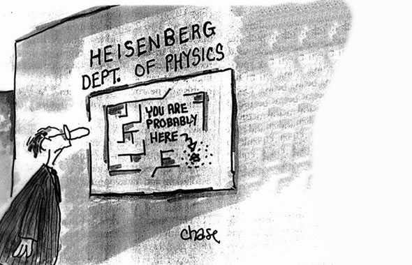 heisenberg indeterminazione