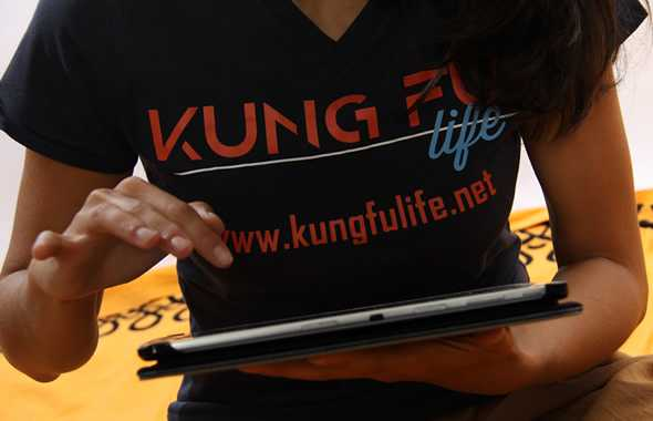 kung fu life on air