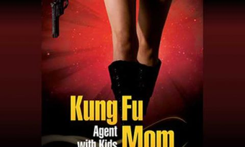 kung fu mom agent with kids