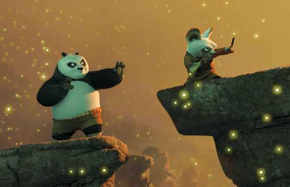 kung fu panda forma