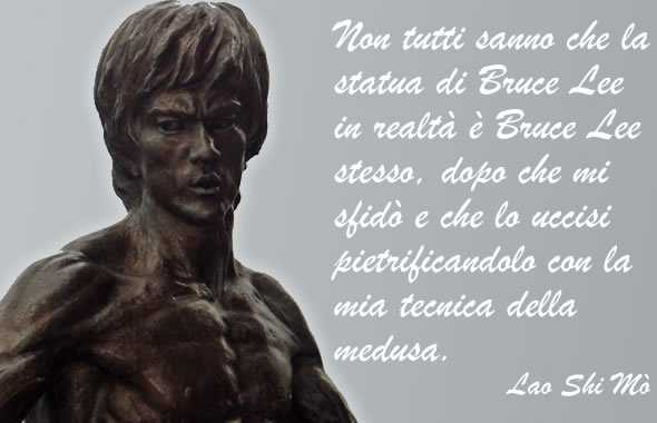 lao shi mo vs bruce lee