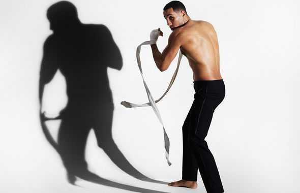 kung fu shadow boxe