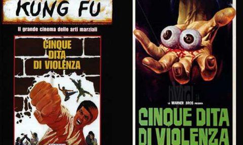kung fu movies - cinque dita di violenza