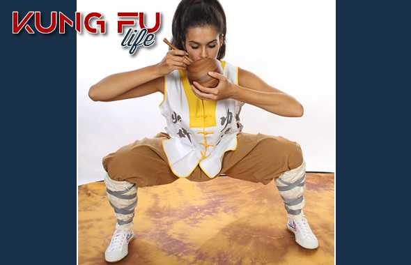 kung fu life dieta